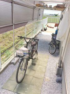 自転車 置き場 アイデア